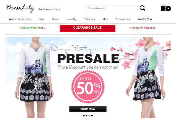 2cabd7fb828 5 Clothes Shopping Sites Like DressLily - GoodSitesLike