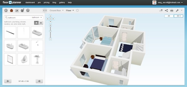 6 house floor plans websites like floorplanner goodsiteslike - Free house plan software ...