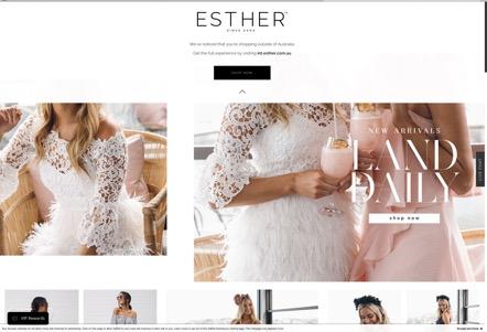 Esther Boutique