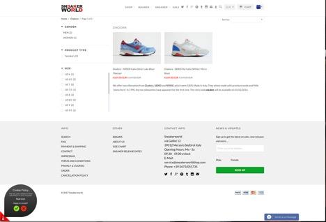 Sneaker World