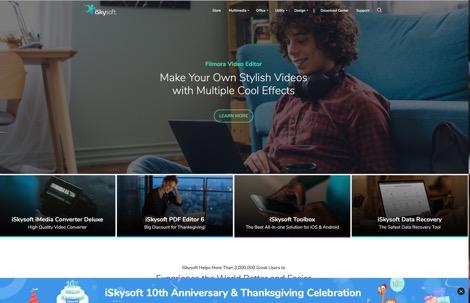 iSkySoft Software