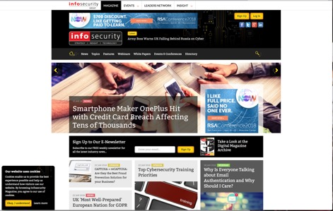 InfoSecurityMagazine