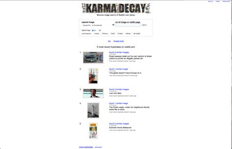 Karma Decay