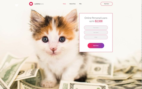 Cash Kitty Loans