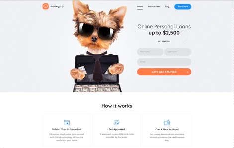 Money Pup Loans