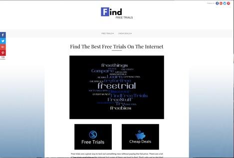 FindFreeTrials