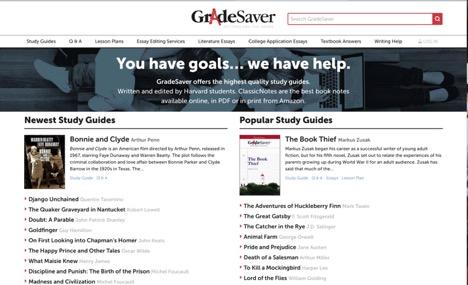 GradeSaver