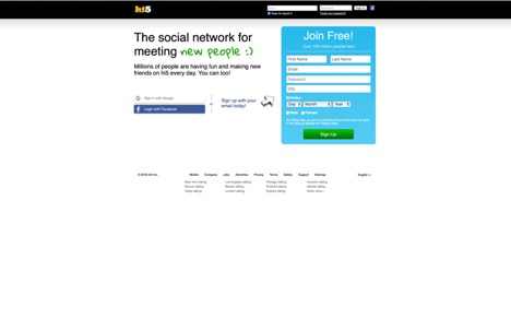 Adults tagged sites like for Web sites