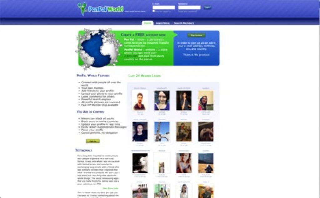 6 Best Pen Pal Sites Like InterPals - GoodSitesLike